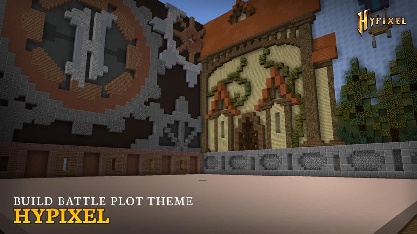 Minecraft Hypixel Lobby Map - Muat Turun p
